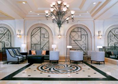 Hilton Naples Lobby