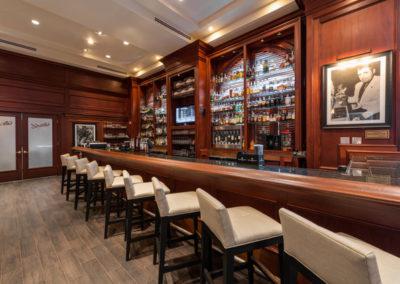 Shula's Lounge Area
